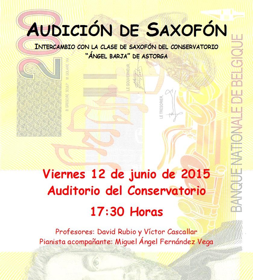de audicion en leon espana: